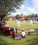 Cricket on the Village Green #202